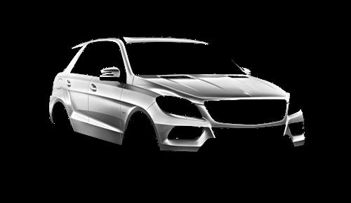 Цвета кузова M-Class (W166)